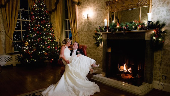 Blog entry Everything You Need To Consider When Planning A Winter Wedding with Quendon Hall