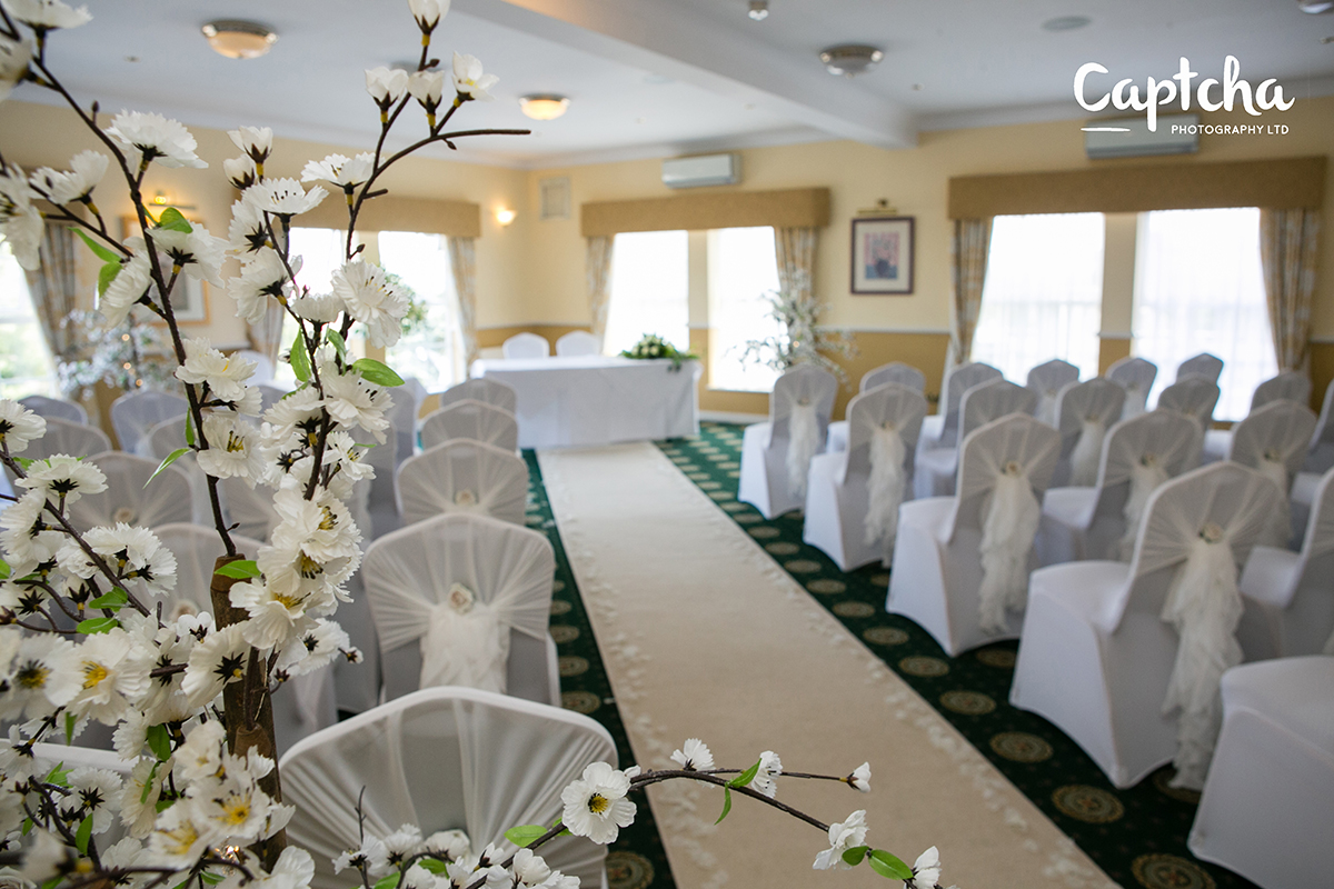 Wedding fair at Best Western Premier Yew Lodge Hotel