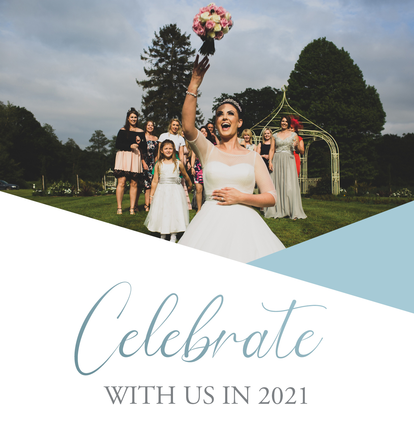 Book your 2021 wedding at Southdowns Manor