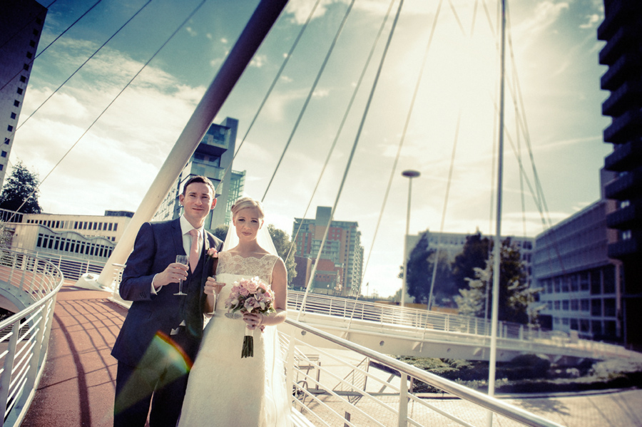 Minimony Sequel Wedding Package at The Lowry Hotel