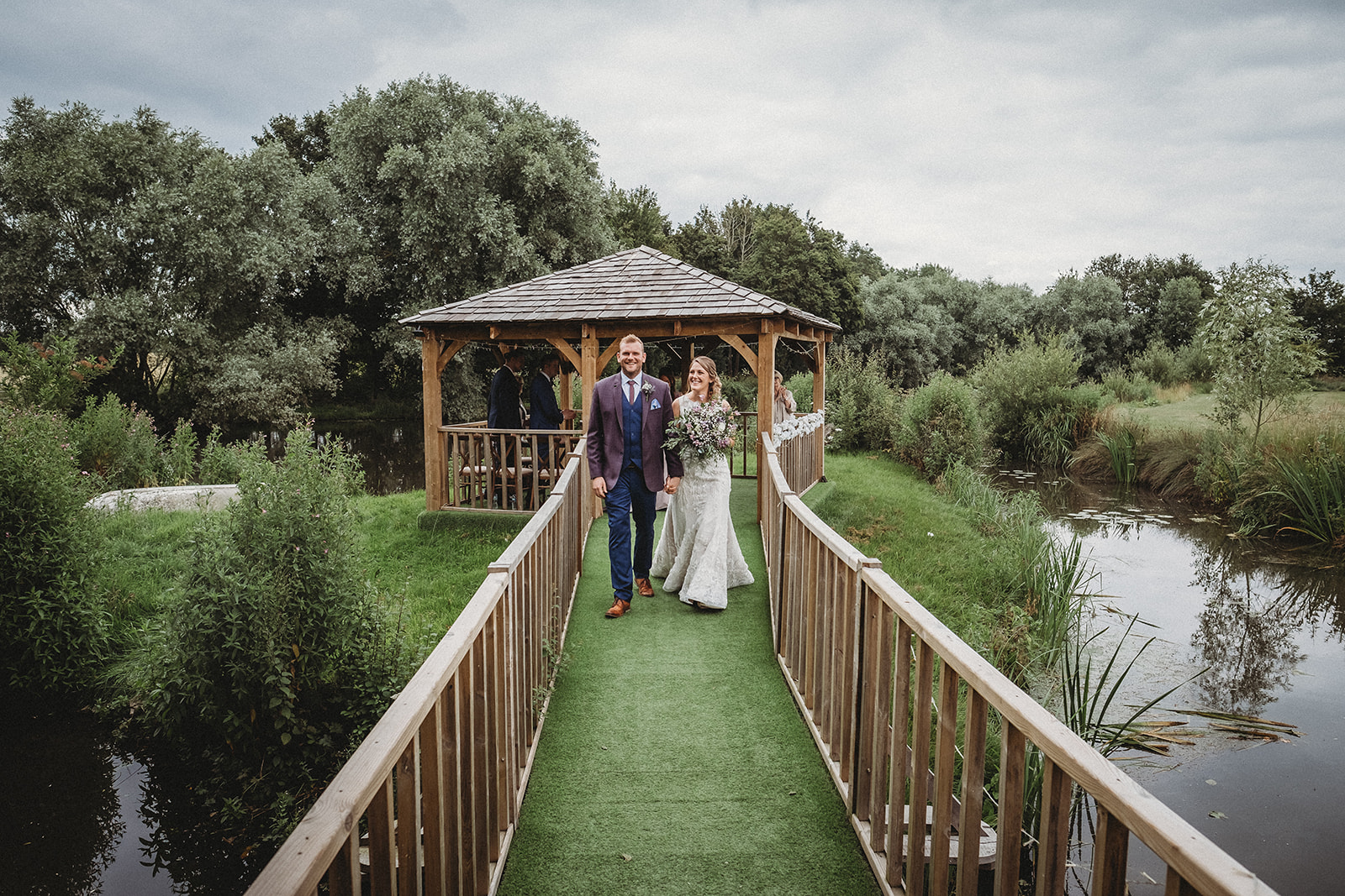 Tuesday Weddings at Furtho Manor Farm