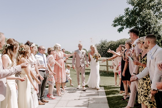 Wonderful Weddings at Fynn Valley