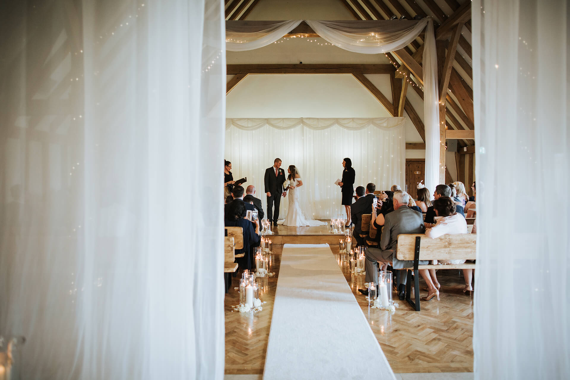 Barn Ceremonies For All Seasons