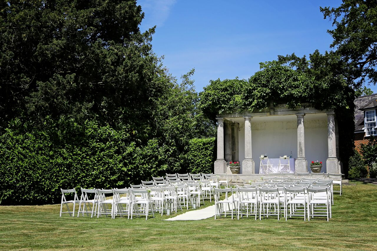 Folly Outside Ceremony Option