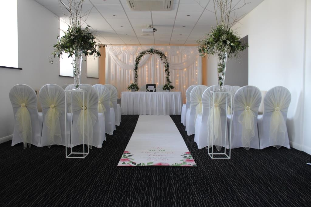 Ceremony Suite - Kingsmill