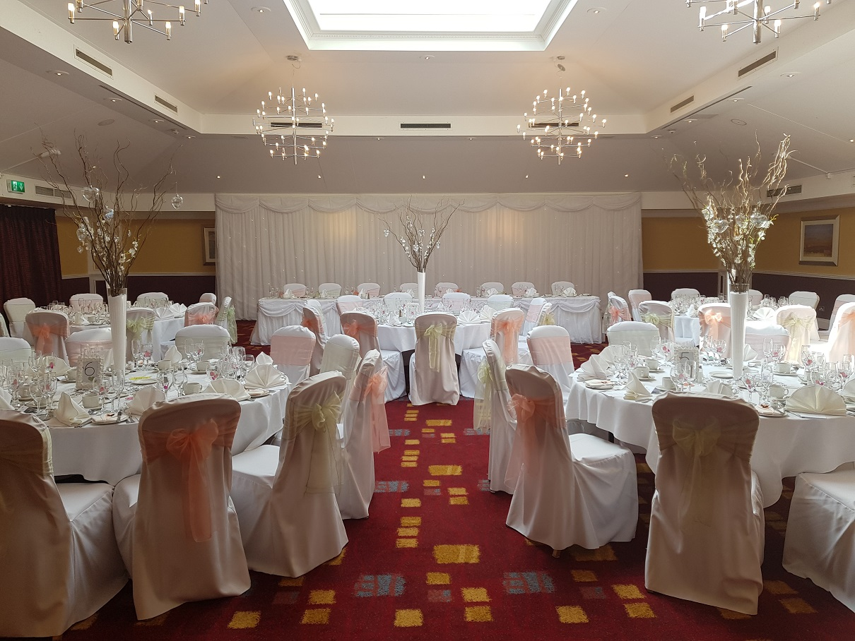 The Grand Hall can cater for up to 300 people