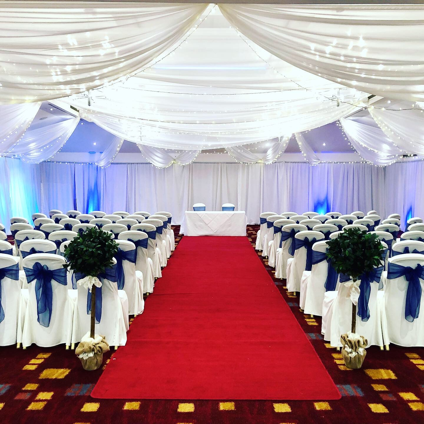 The Grand Hall ceremony