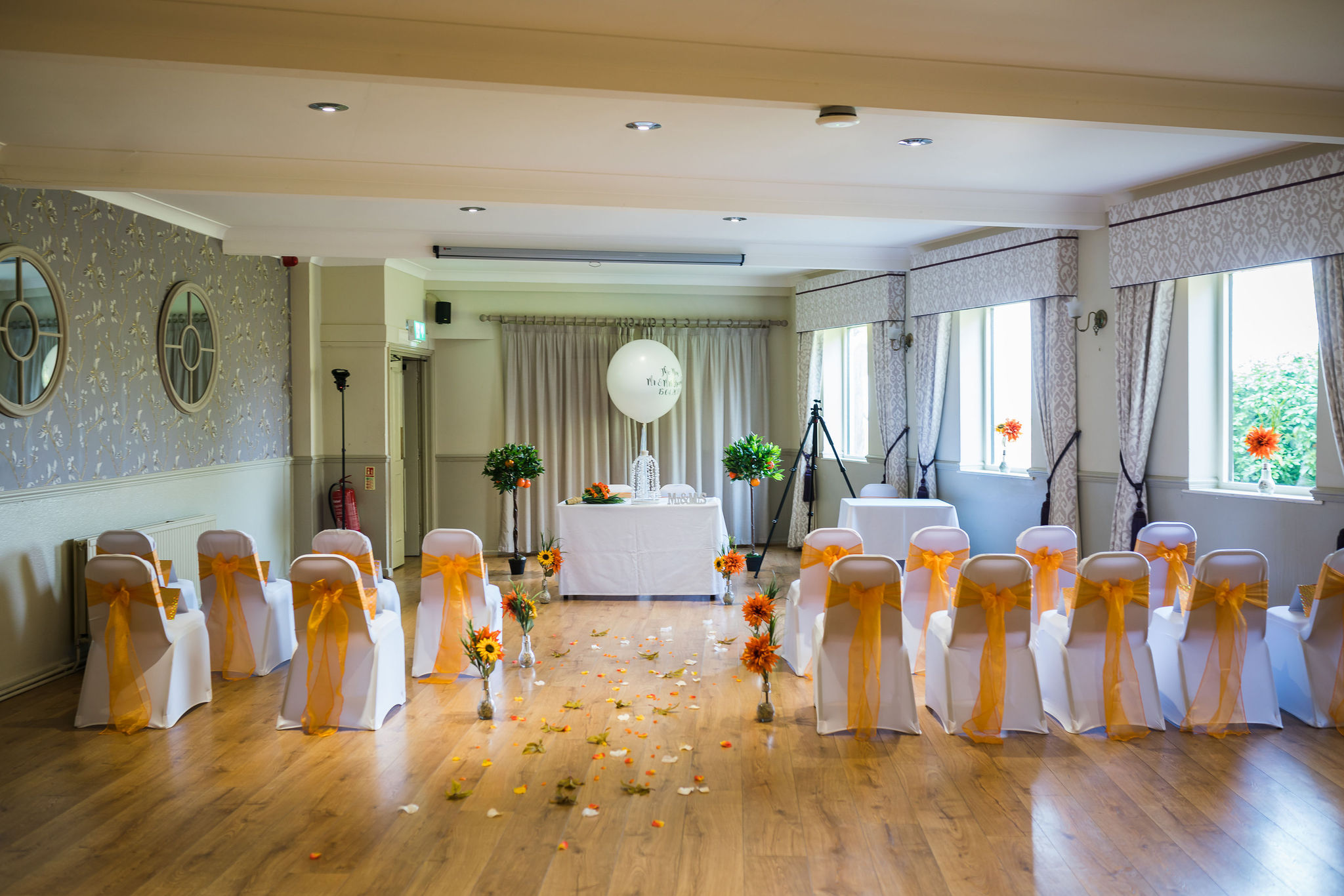 Garden Suite Ceremony