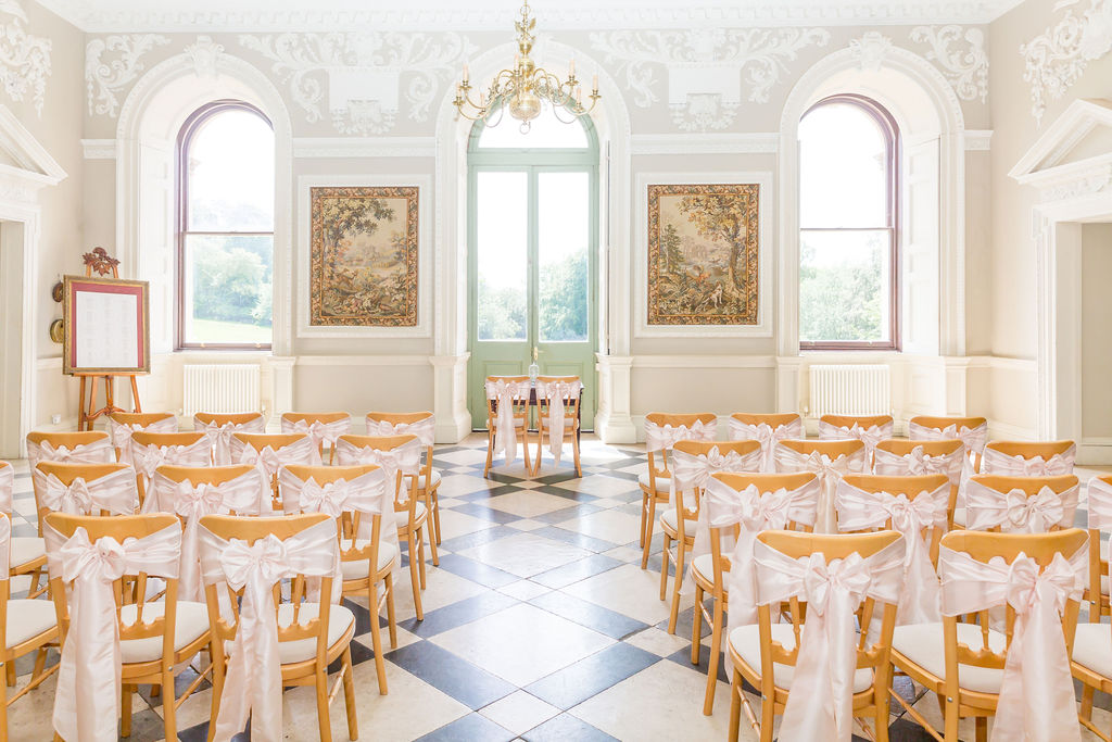 The Great Hall at Crowcombe Court by James and Kerrie Photography