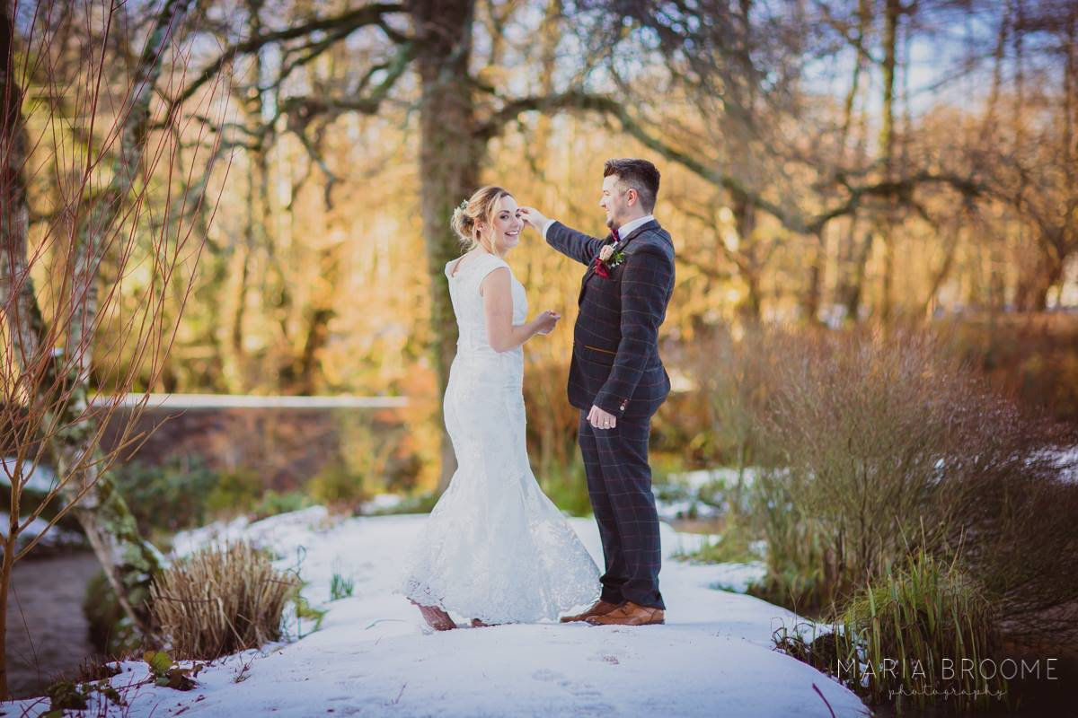Romantic Elopement weddings
