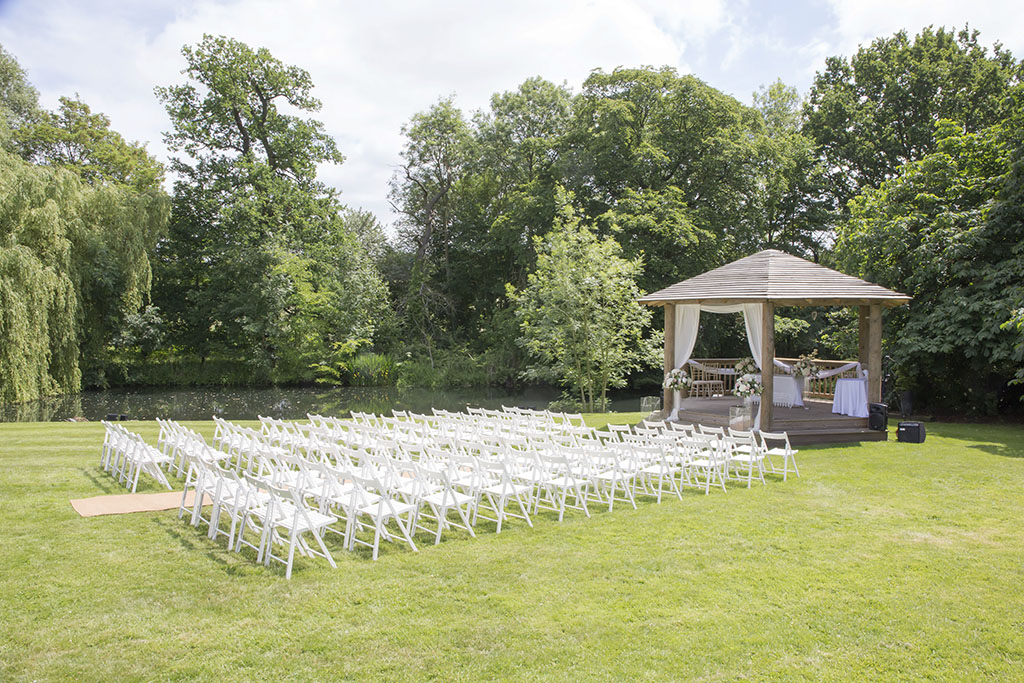 That Amazing Place Outdoor Wedding Gazebo