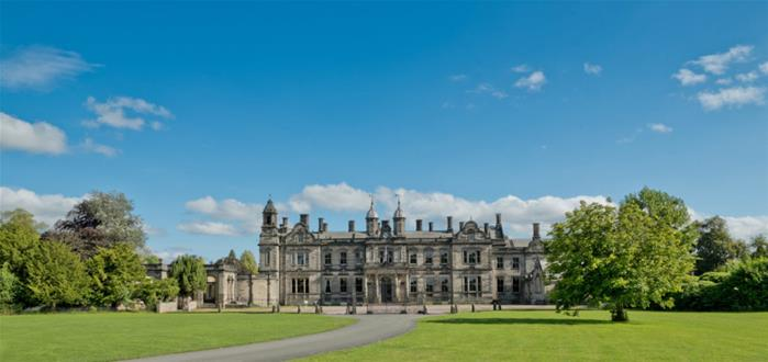 Sandon Hall - Exclusive Country House Wedding Venue, Staffordshire
