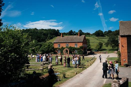 Venue of the month The Haybarn