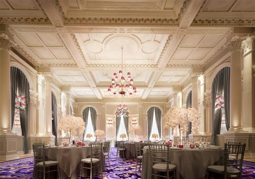 Venue of the month Corinthia Hotel London