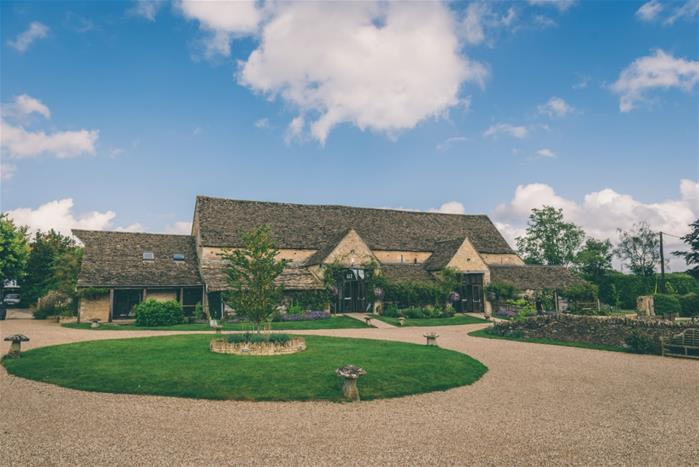 Great Tythe Barn