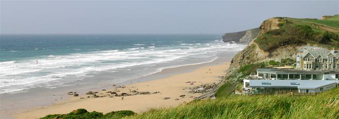 Watergate Bay Hotel weddings