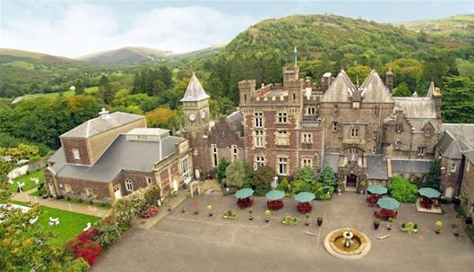 Venue of the month Craig Y Nos Castle