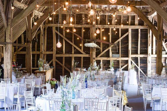 Gote Barn reception venue