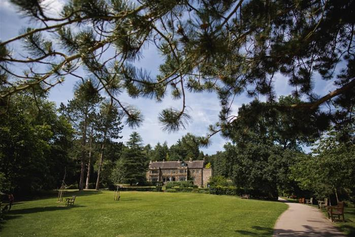 Whirlow Brook Hall - exclusive use Wedding Venue in South Yorkshire