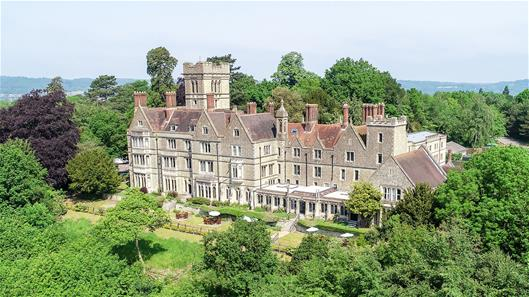 Venue of the month Nutfield Priory Hotel and Spa