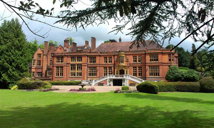 Woldingham School, Marden Park, Surrey, the ideal wedding venue